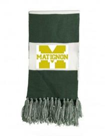 Matignon Hockey Striped Scarf