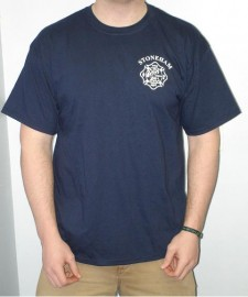 SFD Navy Short Sleeve T-Shirt